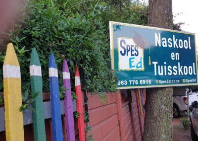 SpesEd Naskool en Huiswerksentrum